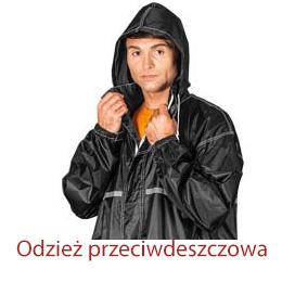 Odzież przeciwdeszczowa