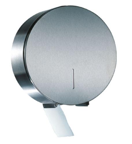 Dozownik papieru toaletowego ze stali nierdzewnej