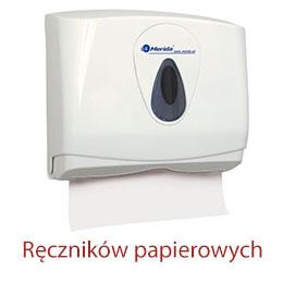 ręczników papierowych