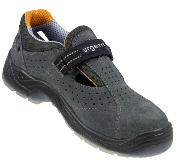 Sandały ochronne z metalowym podnoskiem 315 Urgent