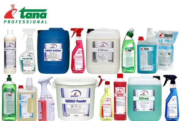 Tana Professional – pełna gama środków