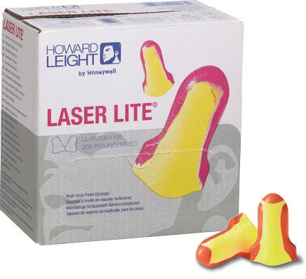 Wkładki przeciwhałasowe Laser Lite
