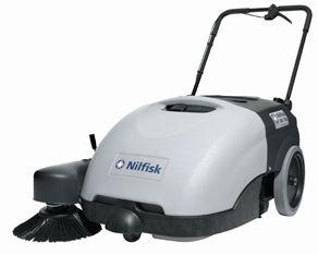 nilfisk - zamiastarka sweeper