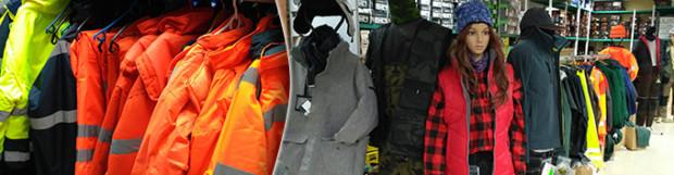Na zimę polecamy nowości: Odzież robocza oraz ostrzegawcza