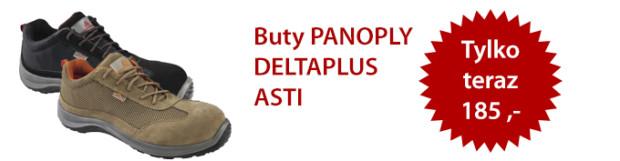 Wyprzedaż: BUTY ROBOCZE ASTI DELTAPLUS w cenie 185 zł