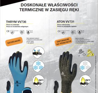 NOWOŚĆ!!! Rękawice ochronne