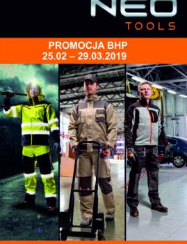NEO tools BHP- gazetka